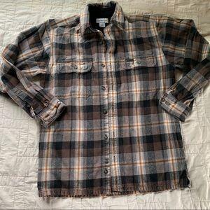 Men's Carhartt Flannel Shirt